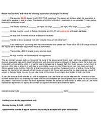 Application Form Page 3