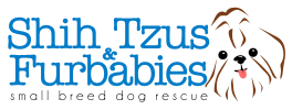 Shih Tzu and Furbaby Rescue Logo